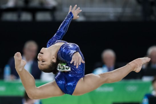 Rio2016 WAG TEAM FINAL - BRAZIL | Photo: RicardoBufolin/CBG
