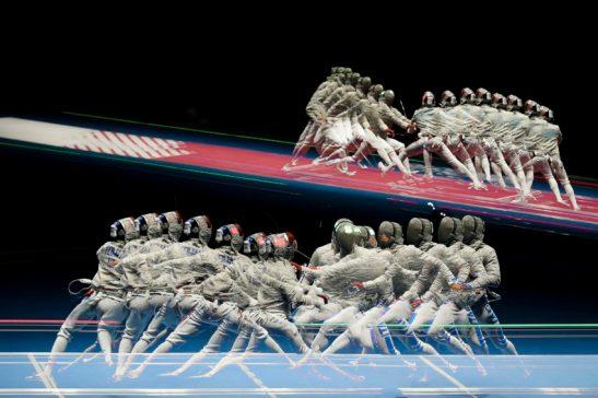 10 de Agosto de 2016 - Rio 2016 - Esgrima - Competições de Esgrima na Arena Carioca 3- Foto: Roberto Castro/ Brasil2016