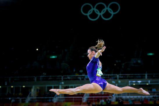 Rio de Janeiro- RJ- Brasil- 11/08/2016- Olímpiadas Rio 2016- Ginástica Artística Feminina finais. Foto: Ministério do Esporte