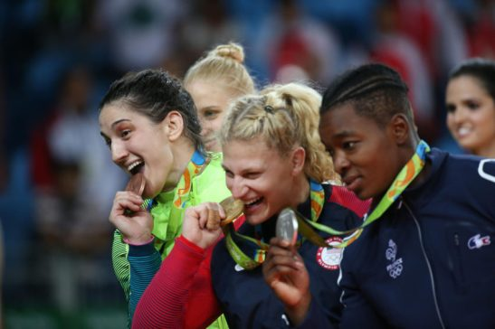 11 de Agosto de 2016 - Rio 2016 - Judô - MAIRA AGUIAR medalha de Bronze Rio 2106 Foto: Roberto Castro/ Brasil2016