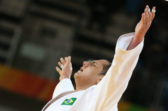 12 de Agosto de 2016 - Rio 2016 - Judô - Dusputa Bronze -Rafael Silva x . Foto: Roberto Castro/ Brasil2016