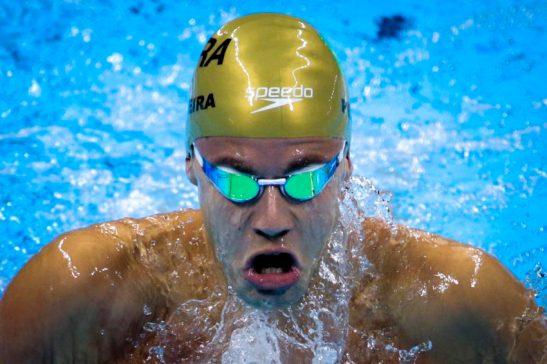 Olimpiadas Rio2016.12.08.16 natacao Tiago Pereira Foto Ministerio do Esporte.Fotos Publicas