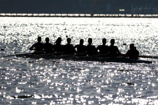 13 de Agosto de 2016 - Rio 2016 - Remo - Competições de Remo na lagoa Rodrigo de Freitas .Foto: Roberto Castro/ Brasil2016
