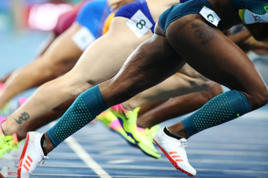 13 de Agosto de 2016 - Rio 2016 - Atletismo -Semi final 100 metros rasos , Rosângela Santos Foto: Roberto Castro/ Brasil2016