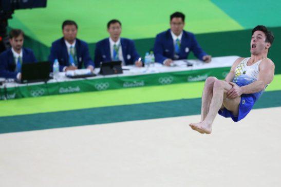 Olimpiadas Rio2016.14.08.16 Ginastica. Prata Diego Hypolito. bronze Arthur Nory Foto Roberto Castro. Brasil2016.Fotos Publicas (2)
