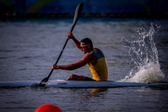 Olimpiadas Rio2016.16.08.16 Canoagem. Foto Ministerio Esporte.Fotos Publicas
