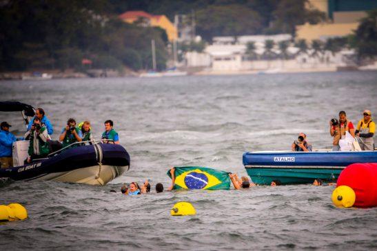Rio de Janeiro- RJ- Brasil- 18/08/2016- Olimpíadas Rio 2016- Vela- Feminino. Foto: Danilo Borges/ ME
