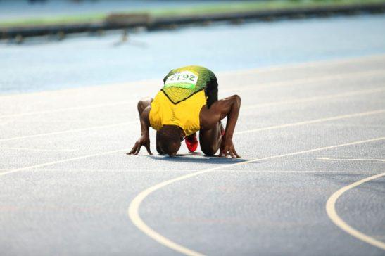 18 de Agosto de 2016 - Rio 2016 - Usain Bolt na prova dos 200m Foto: Roberto Castro/ Brasil2016