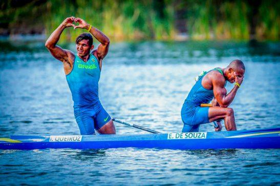Olimpiadas Rio2016.20.08.16 Canoagem 1000m Isaquias e Erlon prata Foto Brasil 2016.Fotos Publicas (2)
