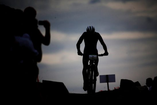 21 de Agosto de 2016 - Rio 2016 - JULIEN ABSALON na prova de Mountain Bike Masculino. Foto: Roberto Castro/ Brasil2016