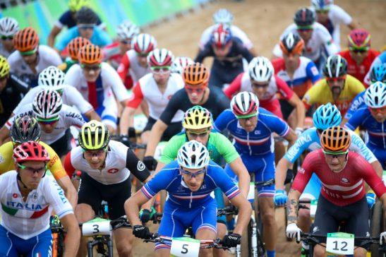 21 de Agosto de 2016 - Rio 2016 - Prova de Mountain Bike Masculino. Foto: Roberto Castro/ Brasil2016
