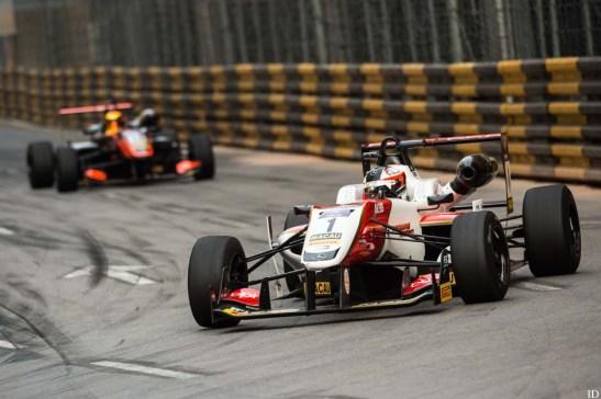 Nelson Rosenqvist, o finlandês queridinho de Macau, chegou em 2º. Foto: GCS