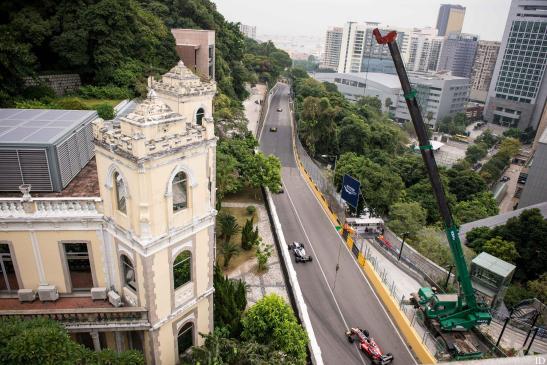 Foto do site oficial Macau Grand Prix