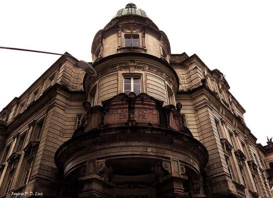 Museu do Café, em Santos, Estado de São Paulo