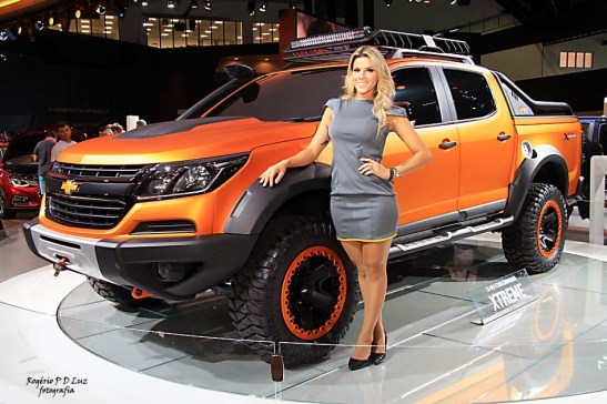 Chevrolet S10 Colorado XTreme