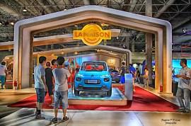 Citroen e-Mehari Concept Car