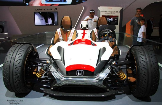 Honda Project 24