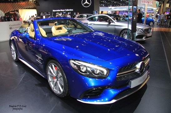 Mercedes Benz AMG SL 63
