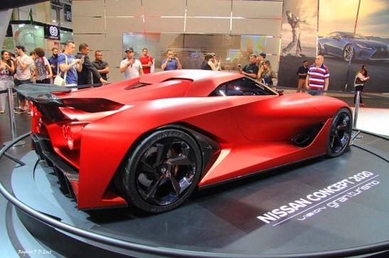 Nissan Concept 2020 Vision GranTourism
