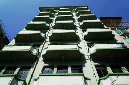 Hotel East Asia. Foto M.V. Basílio