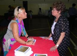 Com Mariazinha Carvalho