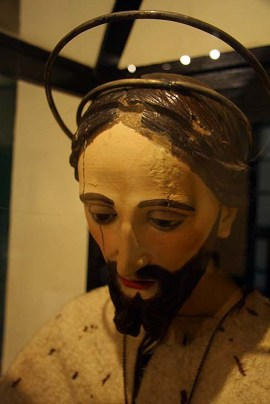 Macau (ex-território português na China) - Museu de Arte Sacra da Igreja de São Domingos