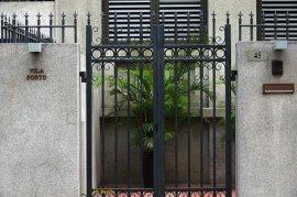 Rua do Padre António nº 45. Foto M.V.Basílio