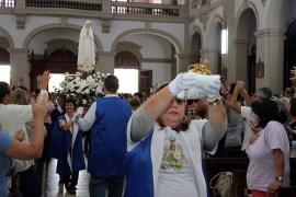 Santuario N.Sra.Fatima S.Paulo dia Centenário Aparicoes 13.05.2017 (006)