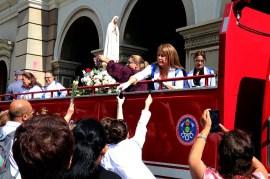 Santuario N.Sra.Fatima S.Paulo dia Centenário Aparicoes 13.05.2017 (21)