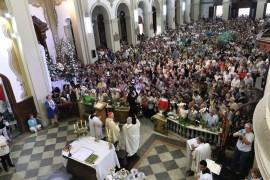 Santuario N.Sra.Fatima S.Paulo dia Centenário Aparicoes 13.05.2017 (39)