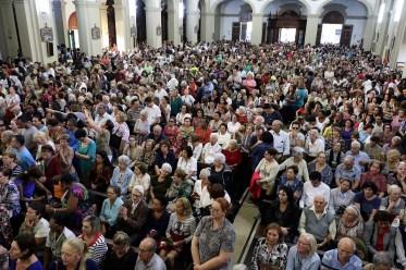 Santuario N.Sra.Fatima S.Paulo dia Centenário Aparicoes 13.05.2017 (51)