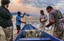 Ubatuba pescadores praia Itagua (17)