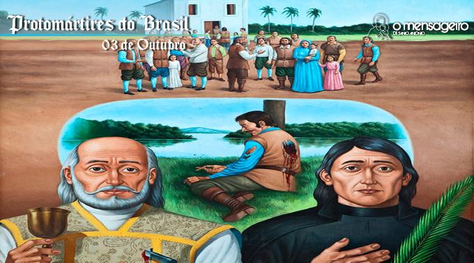 Canonizados 30 mártires brasileiros mortos durante ocupação holandesa em 1645
