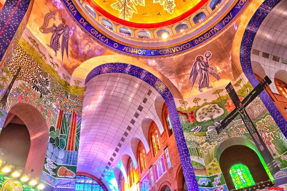 File Frente Da Basílica De Nossa Senhora Aparecida: Conheça A Nova Cúpula Do Santuário De Nossa Senhora