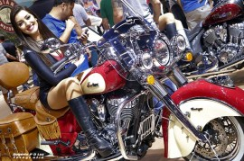 Salao 2 Rodas 2017 . Indian Motorcycle (06)