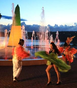 Marco das 3 Fronteiras no Brasil danca Brasil (02)