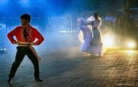 Marco das 3 Fronteiras no Brasil danca Paraguai (09)