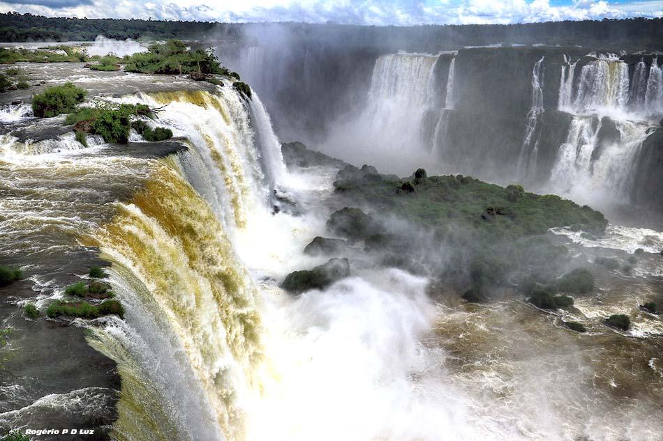 Cataratas do Iguaçu, uma das 7 Maravilhas Naturais do Mundo, revisitadas em 2017