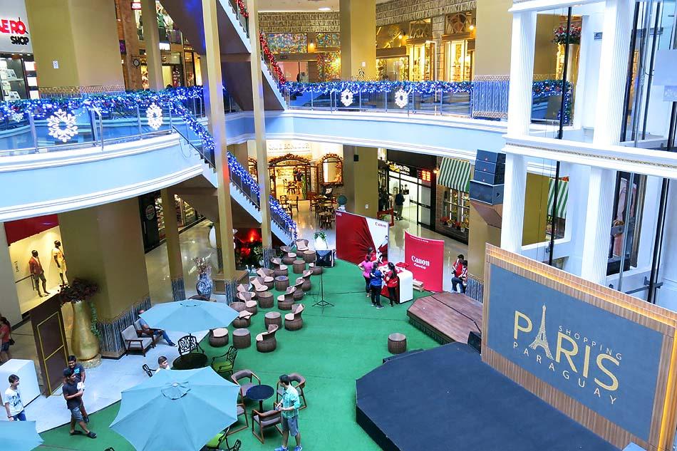 043a9ce26 Por dentro do novo Shopping Paris da Ciudad Del Este no Paraguai ...