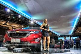Salao de Automovel 2018 Chevrolet . 502