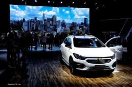 Salao de Automovel 2018 Chevrolet . 503.1