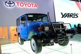 Salao de Automovel Toyota 508