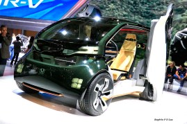 Salao do Automovel 2018 Honda NeuV Urban EV Concept 501