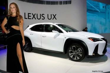 Salao do Automovel 2018 Lexus 02