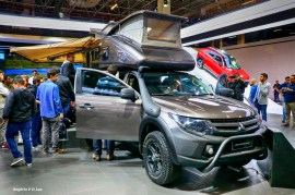 Salao do Automovel 2018 Mitsubishi 02