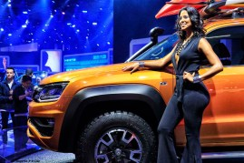 Salao do Automovel 2018 Volkswagen . 10