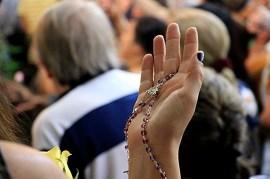 Dia Nossa Senhora Fatima no Santuario em S.Paulo 2019 . Fe 10